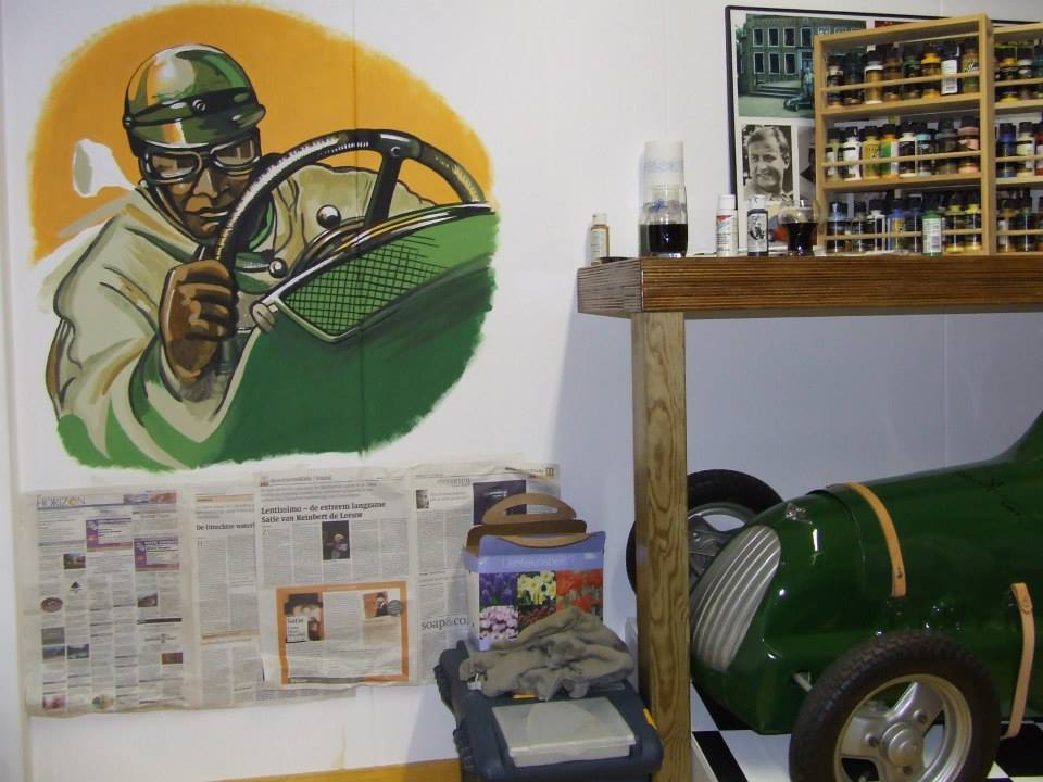 Wandschildering laten maken Gelderland