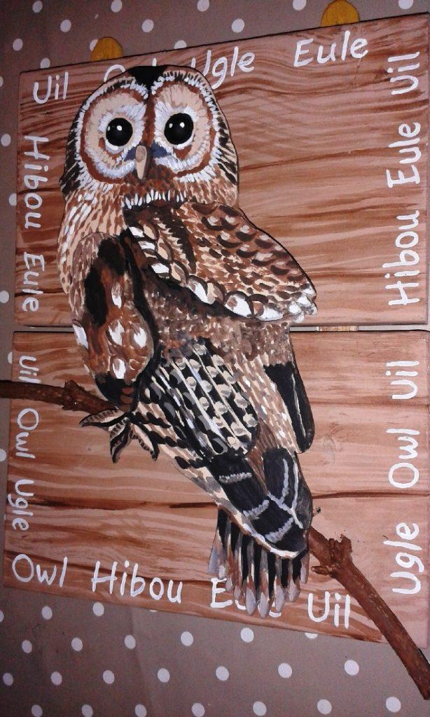 Schilderij op hout laten maken Gelderland