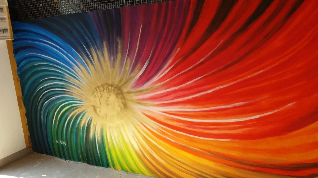 Muurschildering laten maken Gelderland