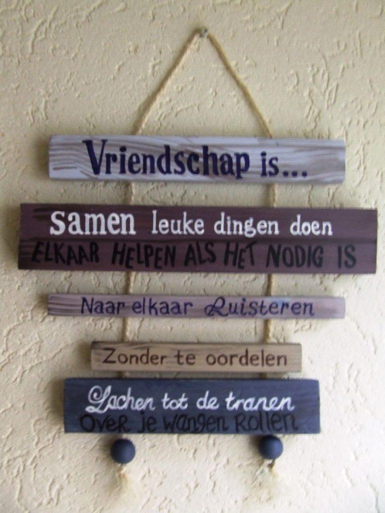 Tekstbordje laten maken Gelderland