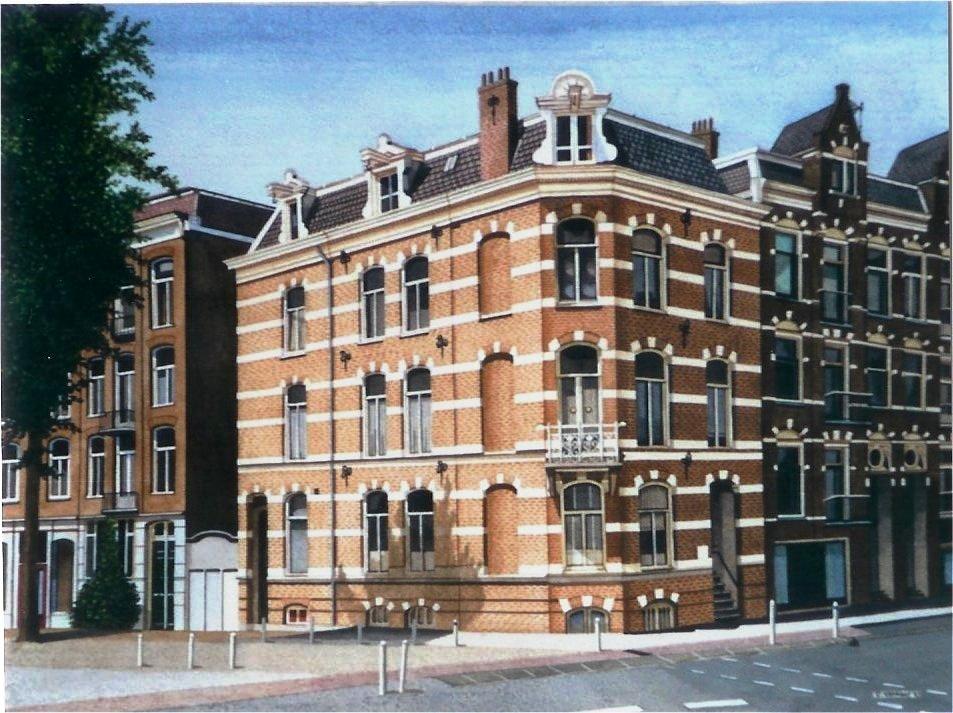 schilderij laten maken Amsterdam