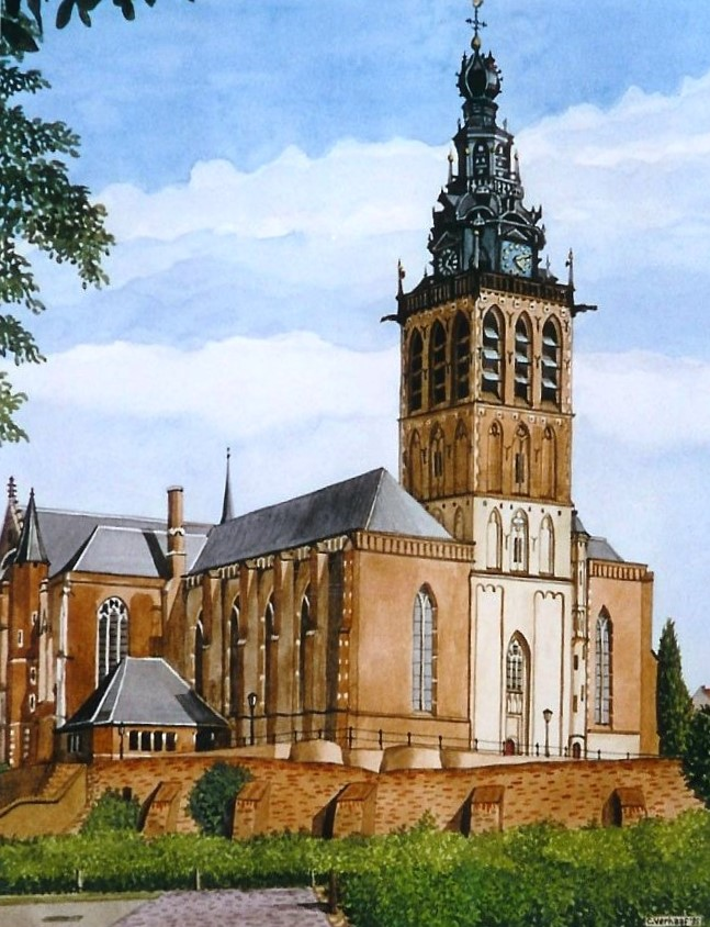 Schilderij laten maken Nijmegen