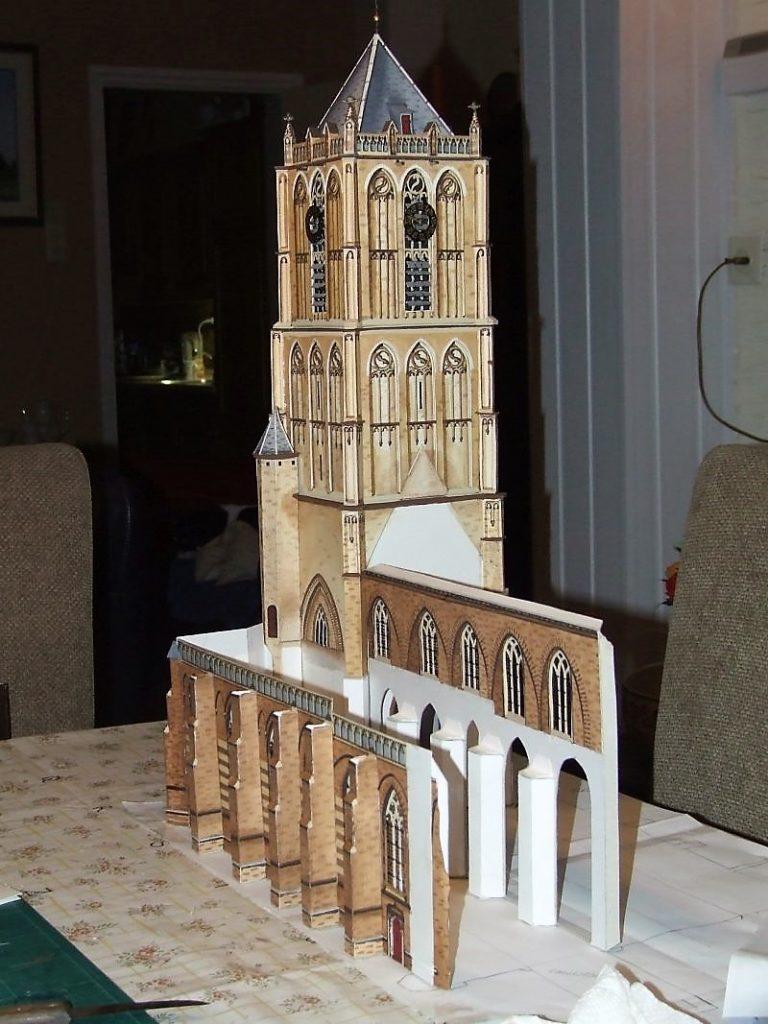 maquettes maken Kesteren